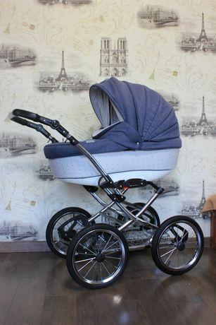 Продам коляску Adamex Katrina 2v1
