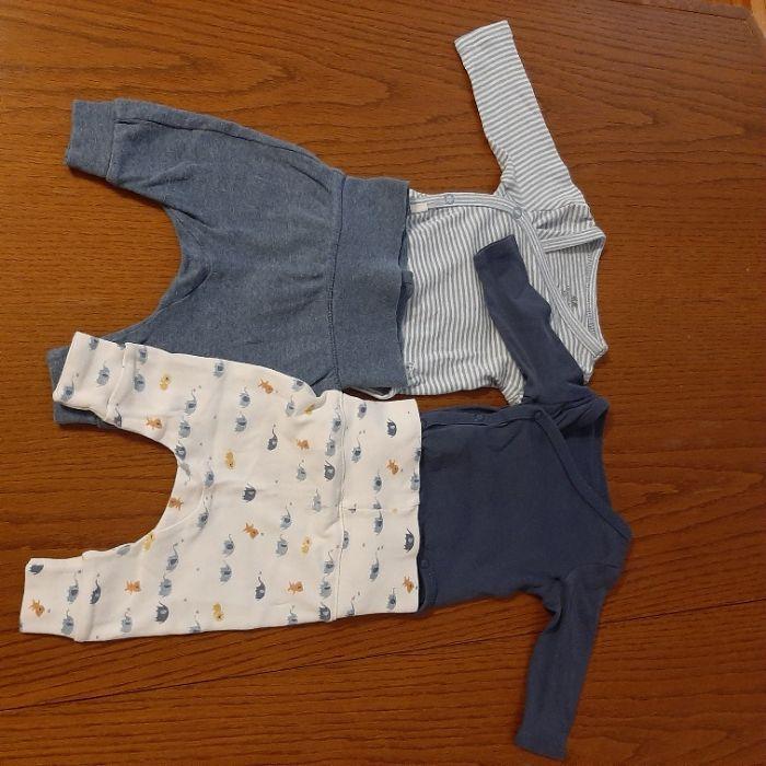 komplety niemowlęce r. 56 - 62 cm Chojnice - image 1