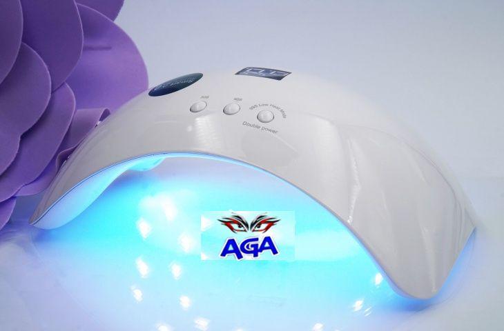 Lampa UV SUN8 Lampa Do Paznokci UV/LED 48W Częstochowa - image 1