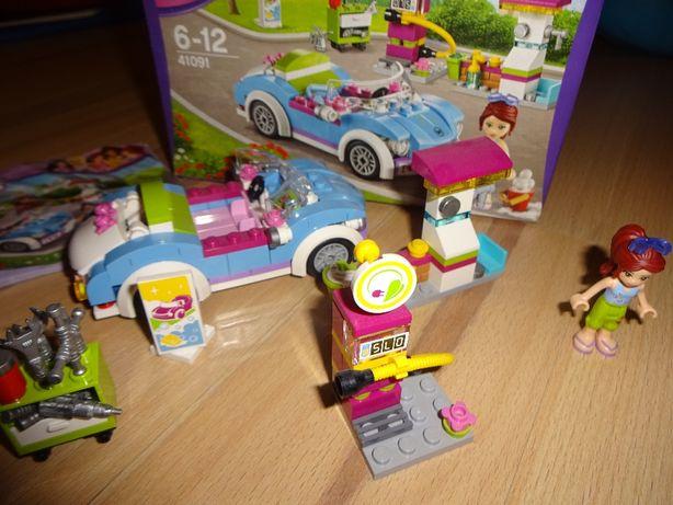 LEGO Friends 41091 kabriolet Mii klocki UNIKAT 6-12