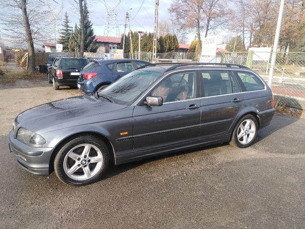 BMW E46 325i 192KM Benzyna