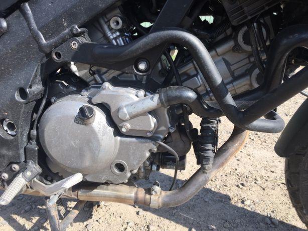 Розбор мотора suzuki sv650 p507 обгона муфта кпп стартер генератор грм