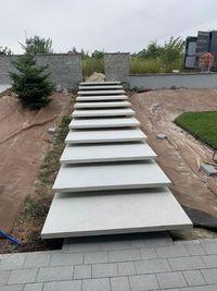 Płyty z betonu architektonicznego - tarasowe, ogrodowe, 50x50