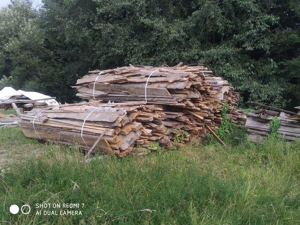 Zrzyny tartaczne, drewno opałowe