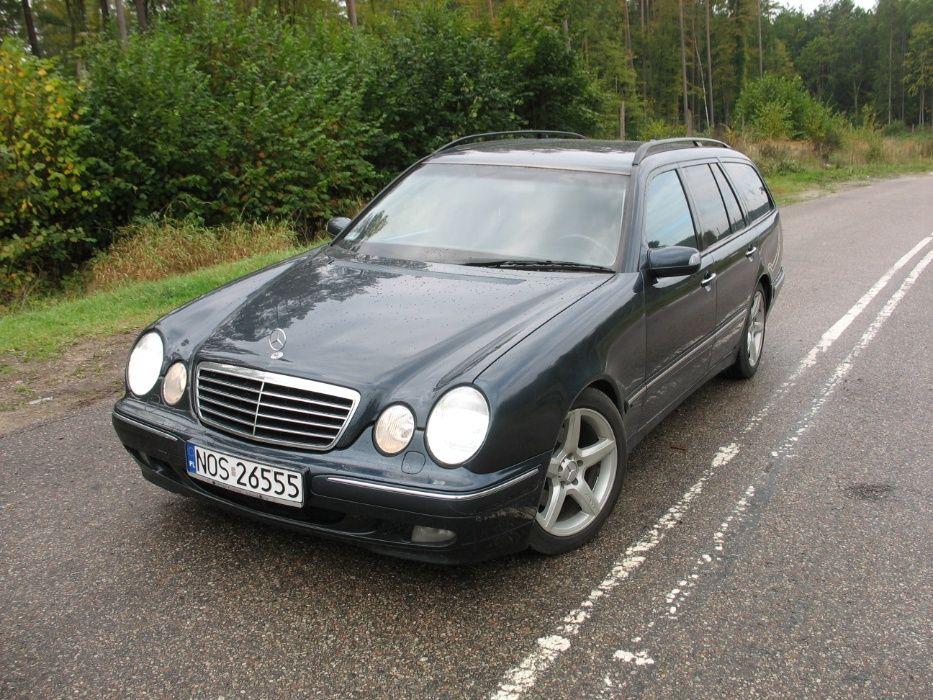 Mercedes E270 CDI w210 kombi Olsztyn - image 1