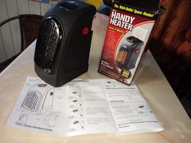 Mały grzejnik dmuchawa Handy Heater