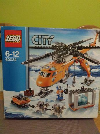 Klocki LEGO arktyczny helikopter