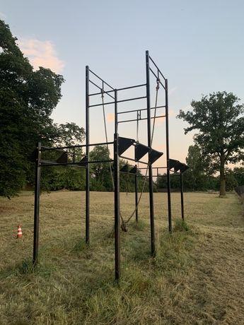 Klatka / Rig do ćwiczeń dla 12-14 osób / crossfit