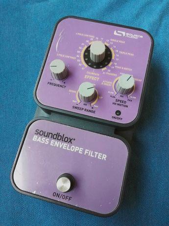 Source audio sa126 bass envelope filter/фільтр, phaser для бас-гітари