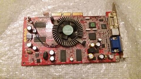 Karta graficzna do komputera Stacjonarnego GeForce