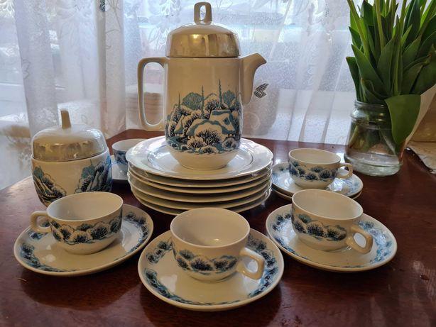 Чайный сервиз СССР