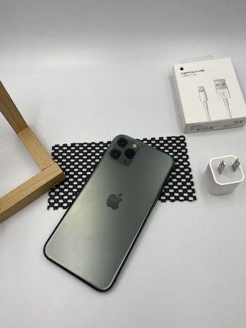 Apple iPhone 11 Pro 64gb midnight green unlocked (r-sim)