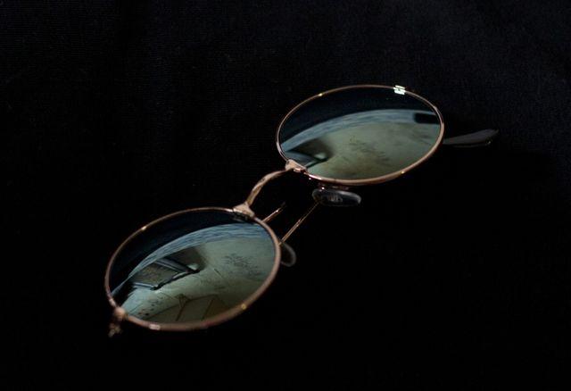 Очки солнцезащитные, унисекс для детей