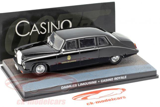 Daimler Limousine limo модель авто лимузин