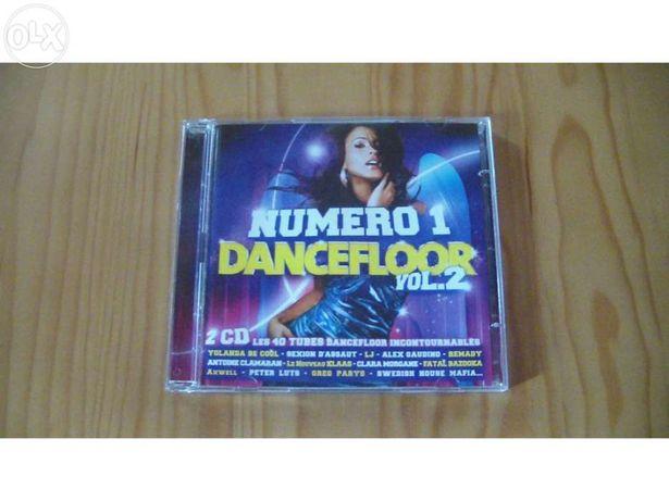 Numero 1 dancefloor 2 cds