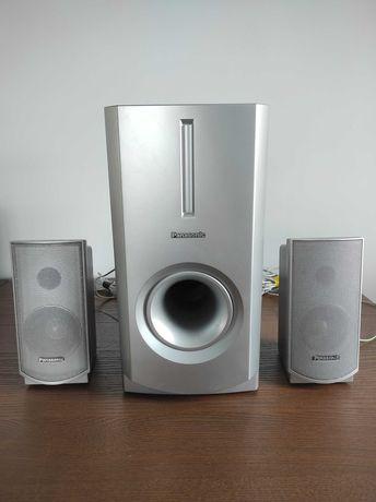 Głośniki kina domowego 2x1 Panasonic