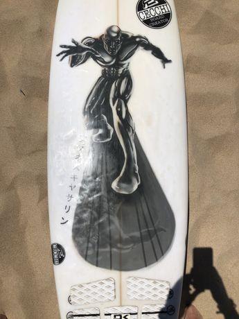 Prancha de surf 6'8 41L