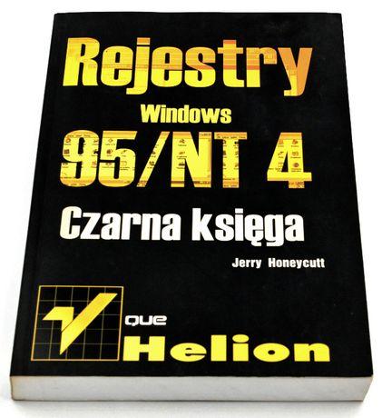 Rejestry Windows 95/NT 4 Czarna księga