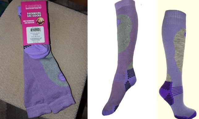 Лыжные термо гольфы Ladies Ski Socks Winter Wear