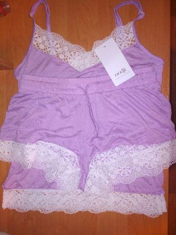 пижама женская OODJI размер S