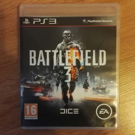 Battlefield 3 PS3 dużo