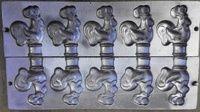 изготовления изделии ручной формовкой из силумина