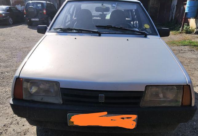 Автомобіль Ваз  дев'ятка