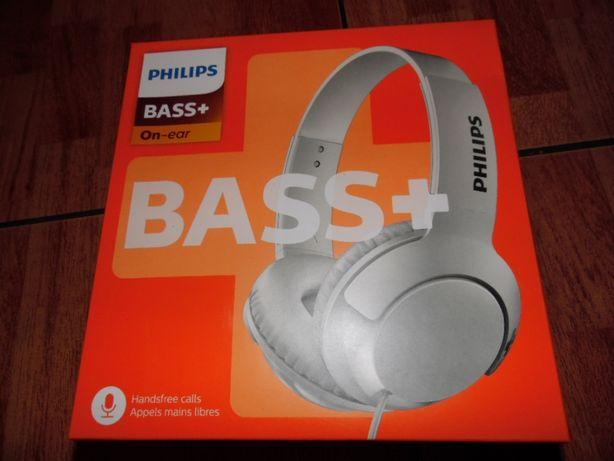 Słuchawki Philips bass + on ear