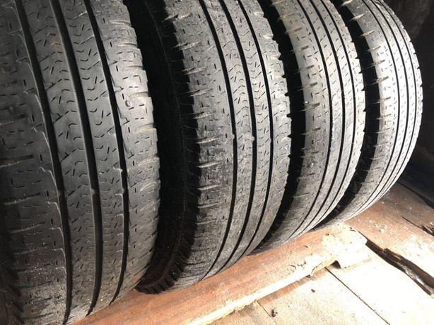 215/70 R15C Michelin Agilis резина бу летняя мягкая комфортная