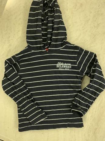 Bluza z kapturem rozmiar 116