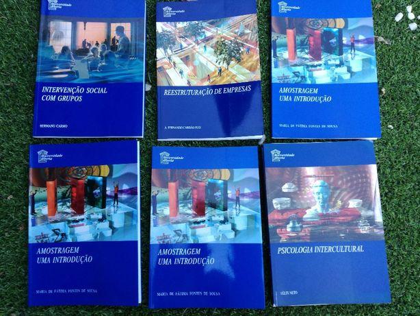 Livros da Universidade Aberta