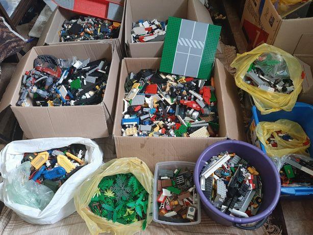 Конструктор для Лего Lego 50кг+фигурки