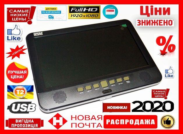 TV Opera 1002 Портативный телевизор с Т2