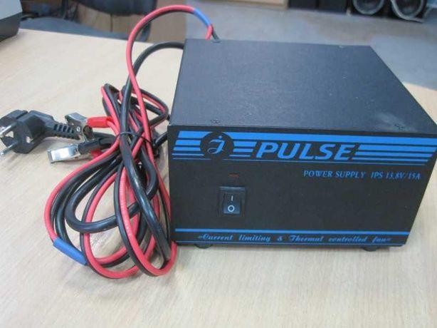 Зарядное устройство блок питания 13,8V 15A