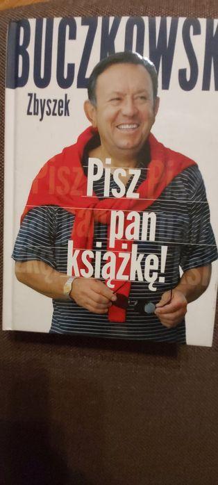 Książka Pisz pan książkę Zbyszek Buczkowski Poznań - image 1