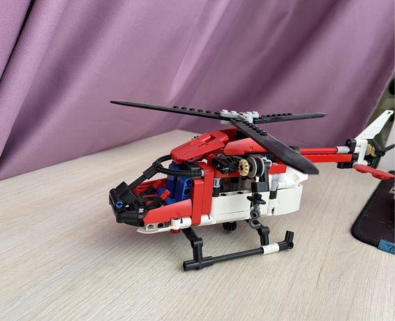 LEGO Technic Спасательный вертолет (Rescue Helicopter) 42092
