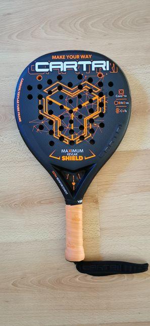 Padel Cartri Maximum Kevlar Shield