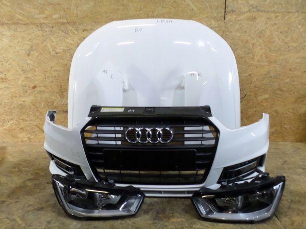 Audi A1/S1 A2 A3 8V A4 B8/B9 фара бампер капот крыло дверь ляда