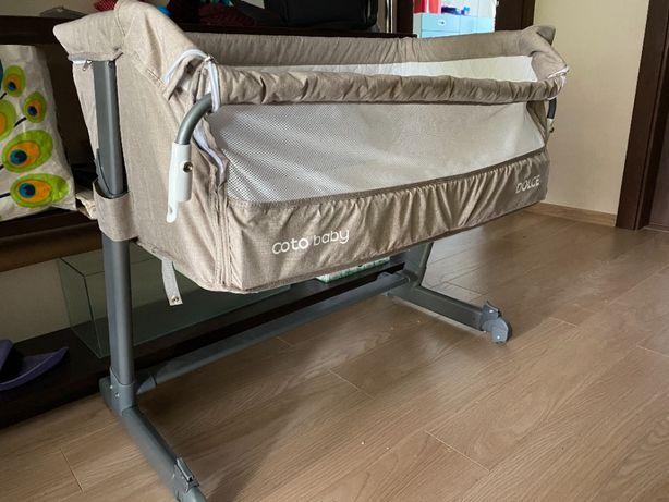 Łóżeczko dostawne Coto Baby Dolce