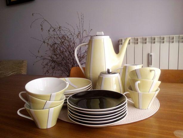 Serwis porcelana Uhlstadt Turyngia Cora