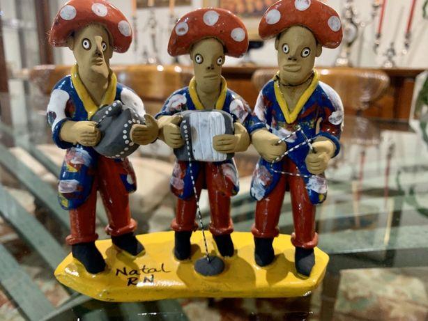 Escultura brasileira em barro (Natal, Rio Grande do Norte)