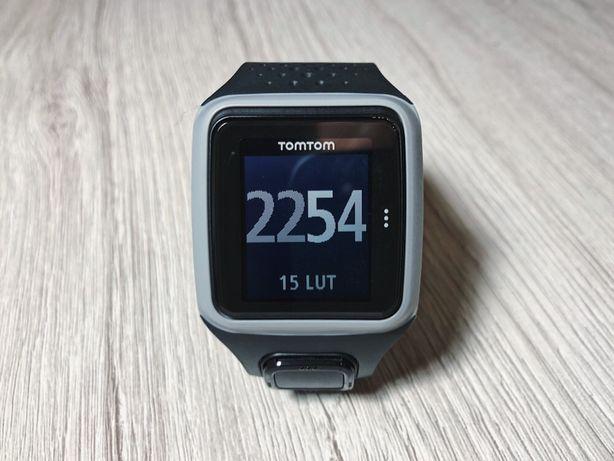 Tomtom Runner zegarek sportowy 8RS00 GPS
