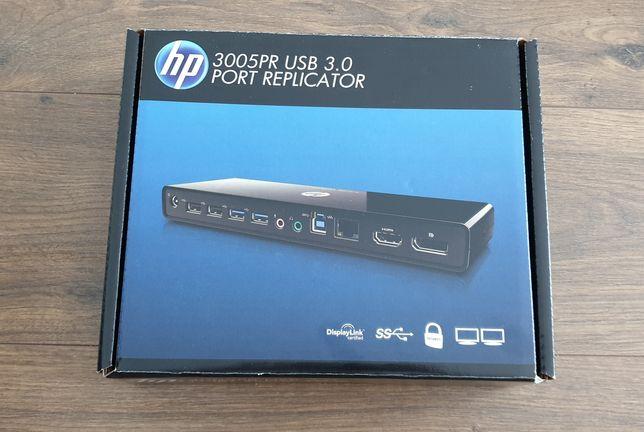 Port Replicator USB 3.0 HP 3005PR