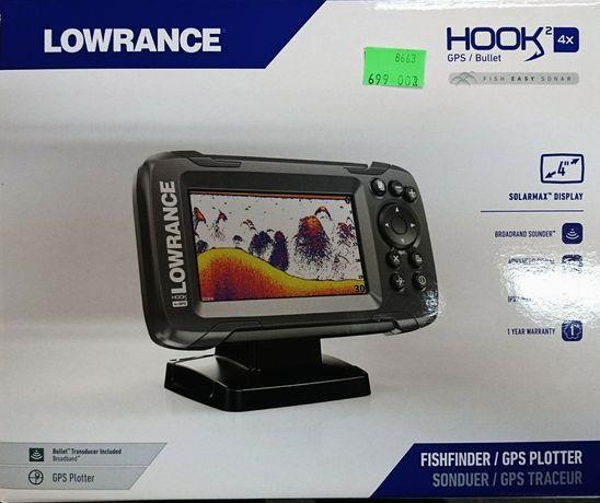Echosonda Lowrance HOOK-4X GPS