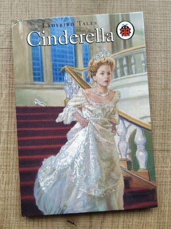 Cinderella, Ladybird Tales, angielska wersja, książka po angielsku.