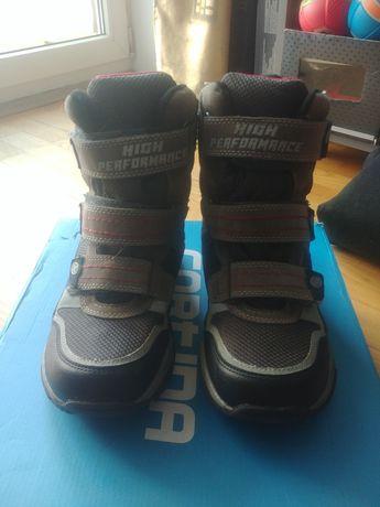 Buty zimowe Cortina rozmiar 37
