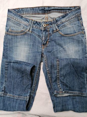 Spadnie jeansowe biodrówki vertusr. 29