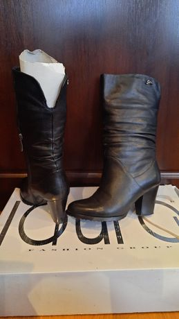 Ботинки натуральная кожа.Цена 750грн.