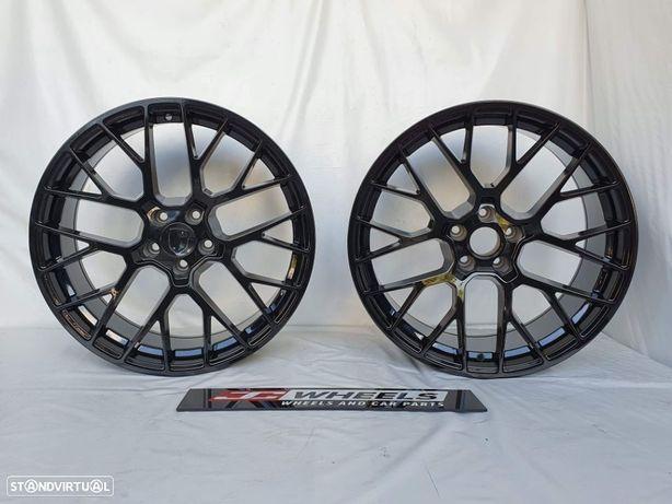 Jantes look Porsche Macan RS Spyder em 20 full black