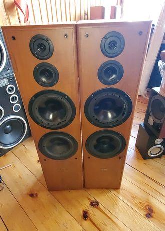 2 Kolumny głośnikowe do zestawu audio/kina domowego: TONSIL Fenix 100W